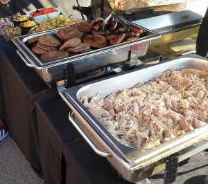 North East - buffet